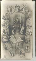 SANTINO SERIE NB 1787 -REGINA SACRATI ROSARII - Devotion Images
