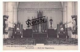 Herentals (kerk Der Capucienen 1903) Uitg. DVD N° 9517 - Herentals