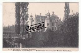 Herentals (kasteel Van Graag Van De Werve) Uitg. DVD N° 9504 - Herentals
