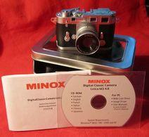 MINOX Digital Classic Camera Leica M3 4.0MP - Cámaras Fotográficas