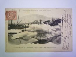 """2019 - 3360  Expédition Andrée Au PÔLE NORD  (1897)  :  Les Navires Le """"Svensksund"""" & Le """"Virgo""""...  XXXX - Postkaarten"""