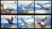 ALDERNEY : 27-07-2006  (**) Set 6v : Resident Birds I : Seabirds - Alderney