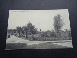 Belgique   ( 1835 )   België   Vichte ( Anzegem )   Kerkdreef  - Sept.  1919 - Anzegem