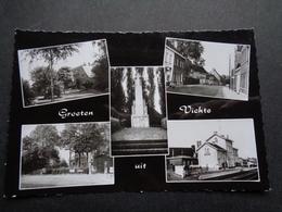 Belgique   ( 1837 )   België   Vichte ( Anzegem )   Groeten Uit Vichte  -  Statie  Gare  Station - Anzegem