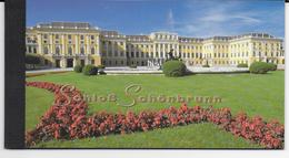 ONU - 1998 - CARNET DE PRESTIGE De VIENNE - PATRIMOINE MONDIAL : CHATEAU De SCHÖNBRUNN - Carnets