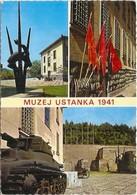 Titovo Uzice-traveled FNRJ - Serbia