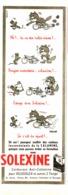 "PUB SOLEXINE  "" VELOSOLEX "" Par BARBEROUSSE  1959 ( 32 ) - Transports"