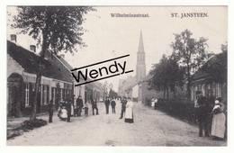Sint Jansteen (Wilhelminastraat Geanimeerd 1909) - Hulst