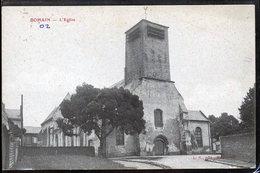 BOHAIN  EGLISE - Francia