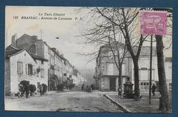 BRASSAC - Avenue De Lacaune - Brassac