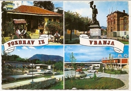 Vranje- Traveled FNRJ - Serbia