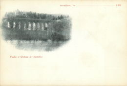89* AVALLON  Viaduc - Avallon