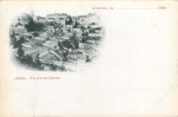 89* AVALLON   Vue Prise Des Chaumes - Avallon
