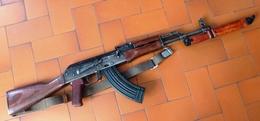 FUSIL AK47 Crosse Bois, Neutralisé - Decotatieve Wapens