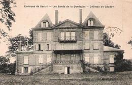 DOMME -Chateau De Caudon - France