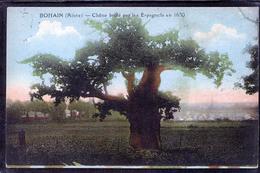 BOHAIN  ARBRE BRULE - Francia