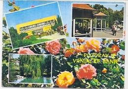 Vrnjacka Banja- Traveled FNRJ - Serbia