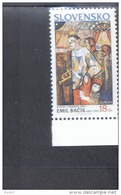 CEPT Zirkus Slowakei 424  MNH ** Postfrisch - 2002