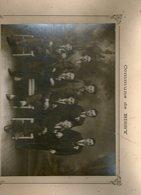 Photo De Classe - BISSY - Classe 1926 - J.LANCON - PHOT CHAMBERY PONT-de-BEAUVOISIN - (Savoie 73) - - Fotografie