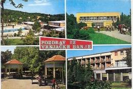 Vrnjacka Banja-traveled FNRJ - Serbia