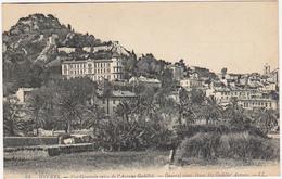 83 - HYERES - Vue Générale Prise De L'Avenue Godillot - LL - Hyeres