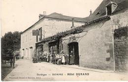 DOMME -Hotel DURAND - Autres Communes