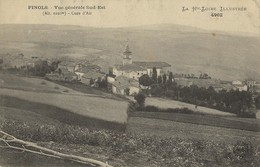 PINOLS Vue Générale Sud-Est   1905/20 - Sonstige Gemeinden