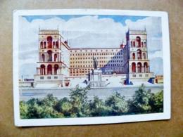 Post Cards Carte Karte Postal Stationery Ussr 1960 Azerbaijan Baku - Azerbaïjan