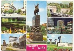 Nis- Traveled FNRJ - Serbia