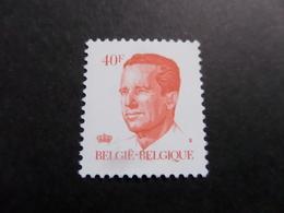 S.M.le Roi Baudouin (2136P5b) - 1981-1990 Velghe
