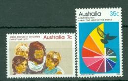 Australia: 1972   Christmas     MNH - 1966-79 Elizabeth II