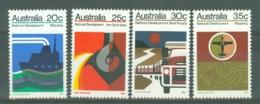 Australia: 1973   National Development (Series 2)     MNH - 1966-79 Elizabeth II