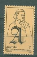 Australia: 1974   150th Anniv Of First Independent Newspaper 'The Australian'    MNH - 1966-79 Elizabeth II