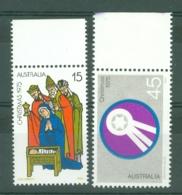 Australia: 1975   Christmas    MNH - 1966-79 Elizabeth II