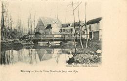 91* BRUNOY Vieux Moulin De Jarcy - Brunoy