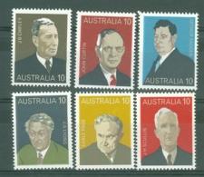 Australia: 1975   Famous Australians (Series 6)    MNH - 1966-79 Elizabeth II