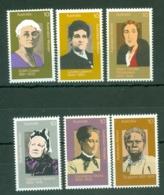 Australia: 1975   Famous Australians (Series 7)    MNH - 1966-79 Elizabeth II