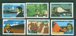 Australia: 1976   19th Century Explorers  MNH - 1966-79 Elizabeth II