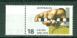 Australia: 1976   50th Anniv Of Commonwealth Scientific And Industrial Research Organisation  MNH - 1966-79 Elizabeth II