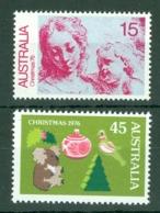 Australia: 1976   Christmas  MNH - 1966-79 Elizabeth II