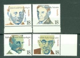Australia: 1976   Famous Australians (Series 8)  MNH - 1966-79 Elizabeth II