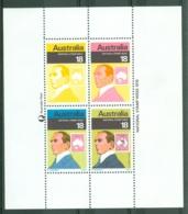 Australia: 1976   National Stamp Week   M/S  MNH - 1966-79 Elizabeth II
