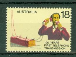 Australia: 1976   Telephone Centenary  MNH - 1966-79 Elizabeth II