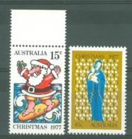 Australia: 1977   Christmas  MNH - 1966-79 Elizabeth II