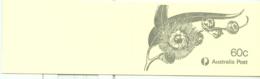Australia: 1982   Eucalyptus Flowers   Booklet   SG SB52   MNH - Mint Stamps