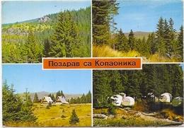 Kopaonik- Traveled FNRJ - Serbia