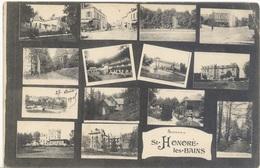 FRANCE. POSTCARD ST HONORE LES BAINS. 1906 - Francia