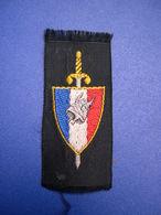 Tissu De Béret D'origine De La Légion Française Des Combattants  WW2 - 1939-45
