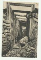 GORIZIA - TRINCEE ITALIANE SUL SAN MARCO 31/10/1917  - NV FP - Gorizia