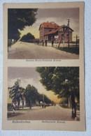 AK KALDENKIRCHEN Deutsch Niederlandische Grenze ABL Bei Krefeld Lobberich Censure Poste Militaire Belge - Germany